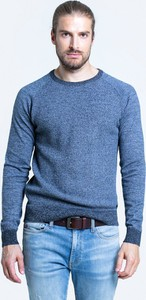 Sweter Big Star z okrągłym dekoltem w stylu casual