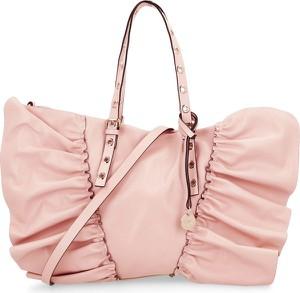 Różowa torebka Red Valentino na ramię