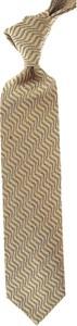 Krawat Missoni z jedwabiu