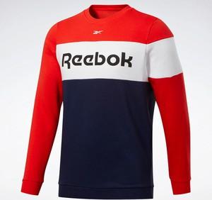 Bluza Reebok Fitness z bawełny