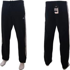 4e5f0f2f67d11 spodnie dresowe adidas męskie bawełniane - stylowo i modnie z Allani