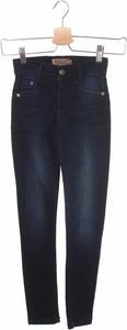 Granatowe jeansy dziecięce Blue Effect