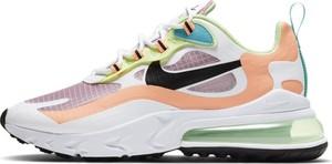 Buty sportowe Nike z płaską podeszwą air max 270 sznurowane