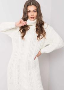Sukienka Sheandher.pl mini w stylu casual z wełny