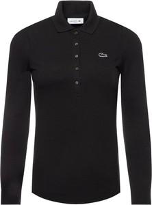 Czarna bluzka Lacoste