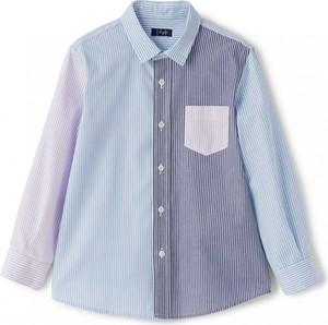 Koszula dziecięca Il Gufo w paseczki