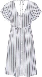 Sukienka Object mini z krótkim rękawem