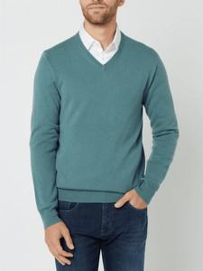 Zielony sweter Christian Berg Men w stylu casual