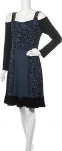 Sukienka JOE BROWNS z okrągłym dekoltem mini