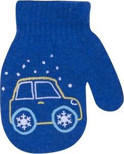 Niebieskie rękawiczki YoClub