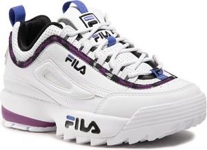 Buty sportowe Fila na platformie