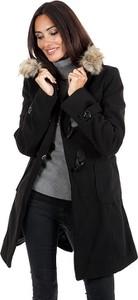 Płaszcz Contesse w stylu casual z wełny