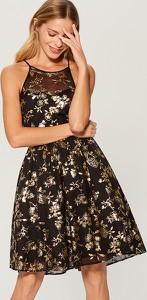 Sukienka Mohito midi rozkloszowana