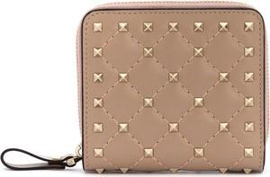 4a15035e64f68 Brązowe portfele damskie Valentino, kolekcja jesień 2018