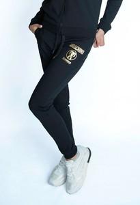 Spodnie Moschino w sportowym stylu z dresówki