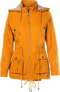 Pomarańczowa kurtka Multu w stylu casual