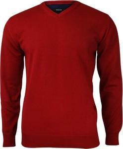 Czerwony sweter Mm Classic