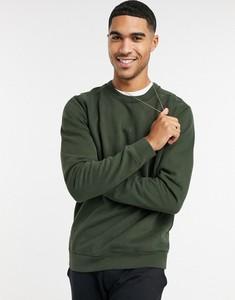 Zielona bluza Hugo Boss z dresówki
