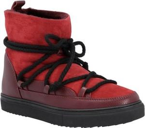 Buty zimowe Inuikii sznurowane
