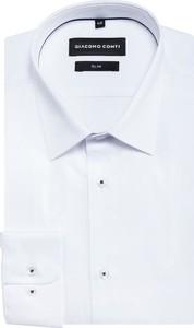 Koszula giacomo conti z długim rękawem z bawełny
