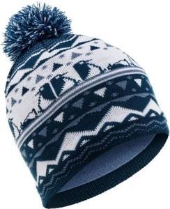 Niebieska czapka WED'ZE