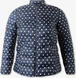 Niebieska kurtka CLOCKHOUSE krótka