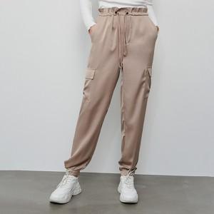 Spodnie Reserved z satyny