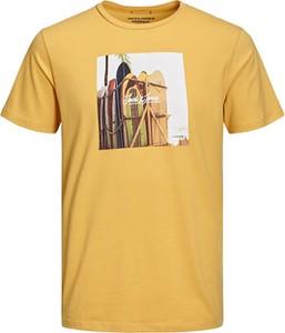 T-shirt Jack & Jones z krótkim rękawem