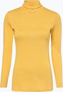 T-shirt brookshire w stylu casual z bawełny