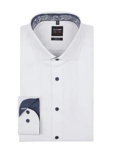 Koszula Olymp Level Five z długim rękawem z bawełny