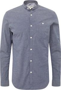 Koszula Tom Tailor Denim z bawełny z klasycznym kołnierzykiem