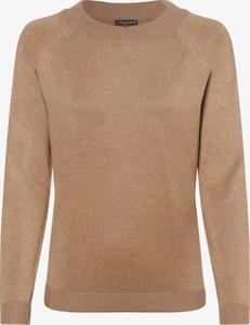 Brązowy sweter STREET ONE w stylu casual