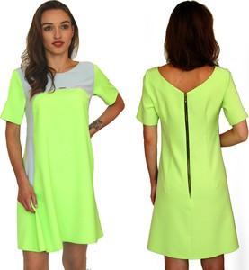 Zielona sukienka Estera