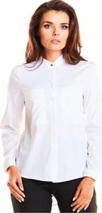 Koszula Awama z bawełny z długim rękawem
