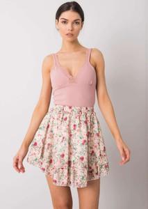 Spódnica Promese mini w stylu casual