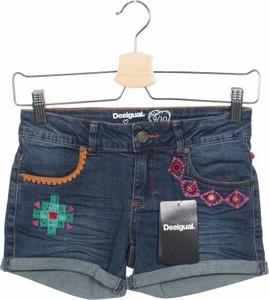 Spodenki dziecięce Desigual z jeansu