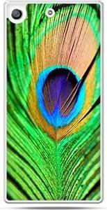 Etuistudio Etui na telefon Xperia M5 pawie oko