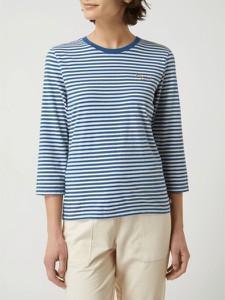 Bluzka Tom Tailor Denim z bawełny w stylu casual