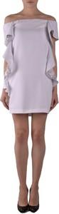Sukienka Pinko mini z długim rękawem