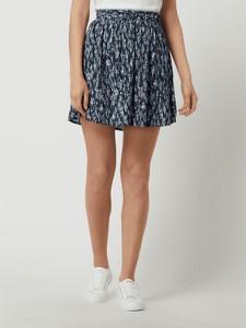 Granatowa spódnica Ichi w stylu casual