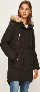 Kurtka Vero Moda w stylu casual z tkaniny długa