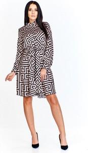 Sukienka Stylove koszulowa w stylu casual