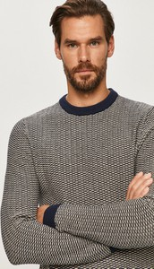 Sweter Selected z dzianiny w stylu casual