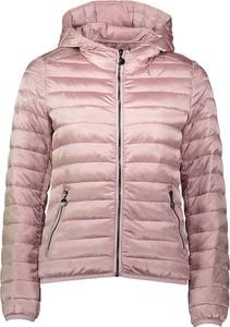 Różowa kurtka Winter Selection