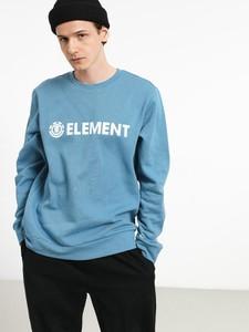 Niebieska bluza Element z bawełny