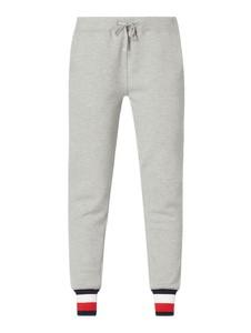 Spodnie Tommy Hilfiger w sportowym stylu z bawełny