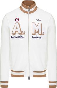 Bluza Aeronautica Militare w młodzieżowym stylu z tkaniny