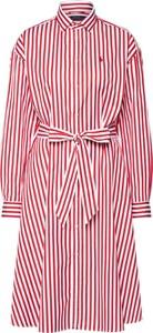 Sukienka POLO RALPH LAUREN z tkaniny w stylu casual koszulowa