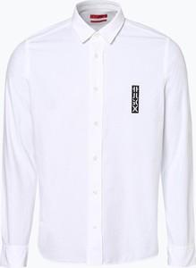 Koszula Hugo Boss z długim rękawem z klasycznym kołnierzykiem w stylu casual