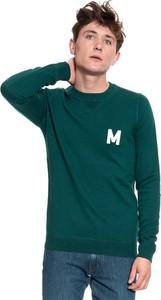 Zielona bluza Mustang